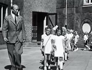 Fra filmen om Finsensgades Skole