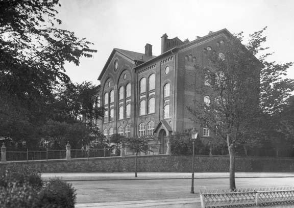 Finsensgades skole ca. 1930