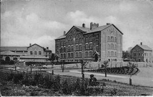 Kilde: Postkort med titlen: Johannesskolen lånt af Inger V. Andersen