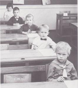 Skolemodenhedsprve_Skovvangsskolen_1963
